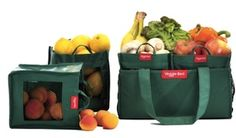 Veggie Bed Produce Holder - FARMcurious #ediblecurious