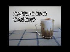 COMO HACER CAPUCHINO CASERO SIN CAPUCHINERA - Recetas Aleliamada. - YouTube