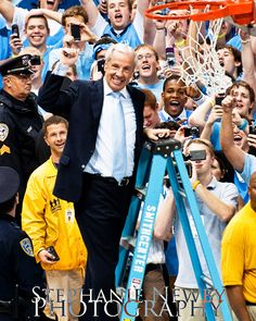 #stephanienewbyphotography, #unc, #unc roy williams, #unc photography