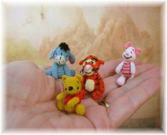 Winnie the Pooh by Tiny Paws™, via Flickr