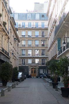 Hotel Adèle et Jules, Paris.