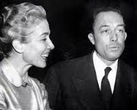 Albert et Francine Camus
