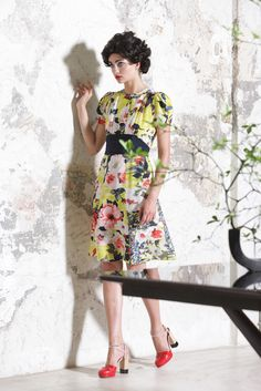 Antonio Marras Resort 2012 Fashion Show - Ella Kandyba
