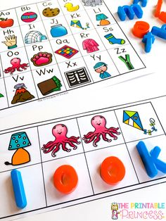 Secret Code Sight Words are a fun way to practice sight words! Students identify the beginning sound of each picture to spell a sight word. Includes optional recording sheets too!