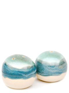 Oceanic Salt & Pepper Shakers