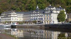 Wandern und Baden in einem künftigen Weltkulturerbe? Das ist in Bad Ems vielleicht schon bald möglich. Denn zusammen mit elf anderen Städten bewirbt sich Bad Ems um die Anerkennung als UNESCO-Weltkulturerbe.