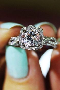 Most Loved Tiffany Engagement Rings ❤ See more: http://www.weddingforward.com/tiffany-engagement-rings/ #weddings #ILoveWeddings #tiffanyengagementrings