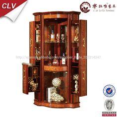 mueble bar esquinero-Armarios de madera-Identificación del ...