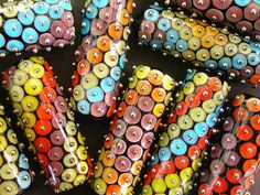 Dots, dots and more dots..... - Page 6 - Lampwork Etc.