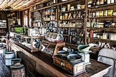 The Old General Store. Weights and Measures. | by Paul A Valentine