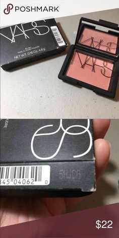 NIB NARS Blush New in box- Impassioned NARS Makeup Blush