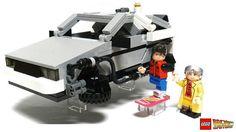 Lego Back To The Future - Retour Vers Le Futur (1)