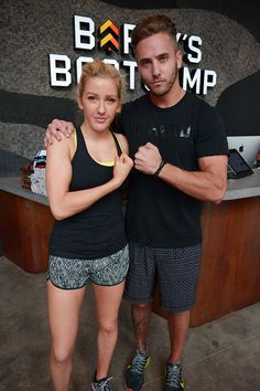 Ellie Goulding takes over a Barry's Bootcamp class, proving... anything can happen. (Sorry, had to.)