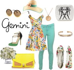 Style of a Gemini #fashion #style #summer #travelstyle