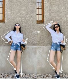 Portrait Photography Poses, Photography Poses Women, Ootd Poses, Teen Photo Shoots, Cute Poses For Pictures, Best Photo Poses, Instagram Pose, Photography Challenge, Posing Guide