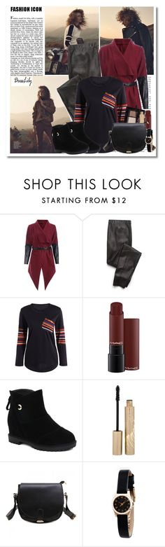 """""""Dresslily 3..."""" by cindy88 ❤ liked on Polyvore featuring Splendid, NYX, Stila, Marc by Marc Jacobs and dresslily"""