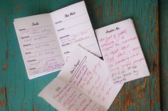 DIY planner, I really need this to stay focused!