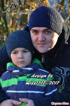 всем привет!  потерял мой сын свою любимую тёплую шапку в школе и тем самым придал мне турбоскорости для вязании новой модели  цвет выбирал сам, а узор предоставил выбрать мне