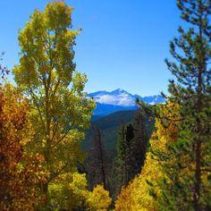 Long Peak, Rocky Mountains, Colorado