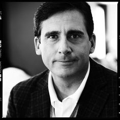 Steve Carell. Favorite actor of all times.