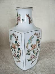 """Képtalálat a következőre: """"hollóházi porcelán váza"""""""