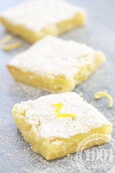 Пирожные Лимончики