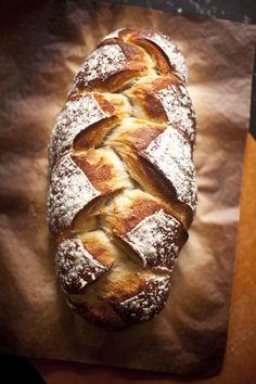 Braided Peasant Bread FoodBlogs.com