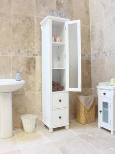 hampton closed bathroom unit tall just checkout on branded furniture direct
