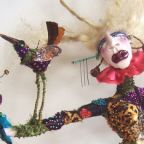 EB : Paper mache!  Great site.  Thumbnail image for How to Paint Eyes – Guest Post by Joan Allen