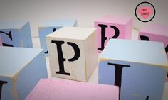 Cubos Vintage de madera LETRAS NOMBRES *Medidas: 7 x 7 x 7 cm aprox. *Pintados y barnizados con LACA *Color de fondo a elección. Las más pedidas: HOME / LOVE / LIVE / MUSIC / HOPE / AMOR & PAZ / VIVE FELIZ / WELCOME  * Nombres * Palabras personalizadas. Ideales para: *Deco hogar *Palabras positivas *Nombres de parejas *Iniciales *Nombres infantiles *Cumpleaños *Souvenirs *Mesas de Candy *Centros de mesa. Mente Diamante. #Cubos #Letras #Vintage #Palabras #Hogar #Madera