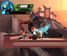In this final battle two opposing forces will face and only one will win! Control a ninja, collect elements and defeat enemies. A nice arcade game to spend your free time.  http://www.friv2k.com/lego-ninjago-the-final-battle.html