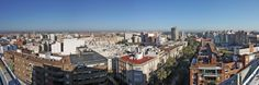 Panorámica de Badajoz