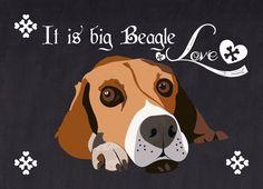It is big Beagle Love