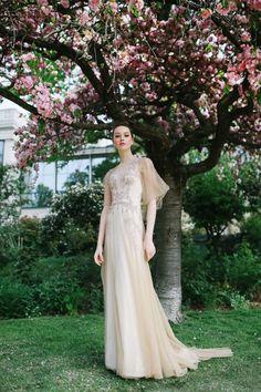 Свадебное платье «Ева» Анже Этуаль— купить в Москве платье Ева из коллекции Ае Риалити 2018 года
