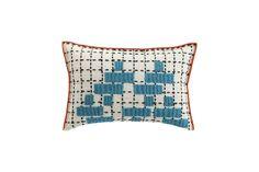 Bandas Pillow. C Turquoise - GAN