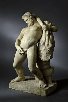 The Drunken Hercules - Urinating Hercules. 1st.century BC. or...