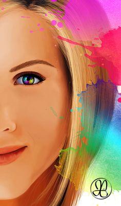 Portrait Jenifer Aniston