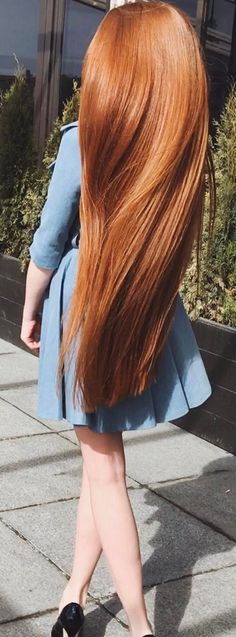 Superlong Hair