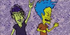 Zombie Beavis and Butthead Pastel Goth, Grunge, Photo Awards, Gif Of The Day, Cg Art, Lol, Gothic Architecture, Grand Tour, Travel Memories