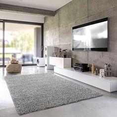 Designer Teppich Modern Kariert Kurzflor Design Meliert In Grau Creme Braun  | Teppich | Pinterest | Designers And Modern