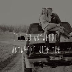 Anywhere With You <3 Jake Owen!