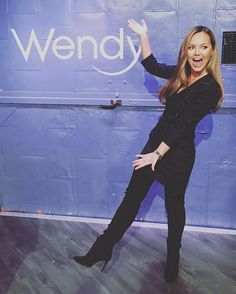 """Different year, same antics! Welcome back """"Trendy@Wendy""""...I missed you!"""