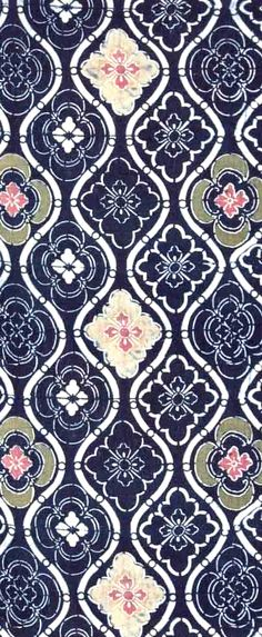 So pretty as a wallpaper, or bedding linens. Beautiful Bedroom Wallpaper Feather Fan wallpaper by Cole & Son from At Your Leisure Zine Motifs Textiles, Textile Patterns, Textile Prints, Color Patterns, Print Patterns, Batik Pattern, Pattern Art, Pattern Design, Japanese Textiles