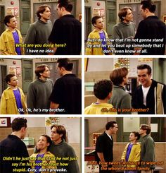 I've gotta say, seeing these three together again on Girl Meets World was awesome. The whole baboon family! Cory And Shawn, Cory And Topanga, Boy Meets World Quotes, Girl Meets World, Rider Strong, Funny Memes, Hilarious, Boy Meets Girl, Old Shows