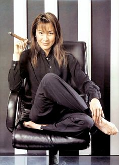 James Bond Girl n°18 - Michelle Yeoh est Wai Lin (1997) - Demain ne meurt jamais (Tomorrow Never Dies)