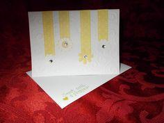 Blank greeting card by Carolynscardsandmore on Etsy, $1.75