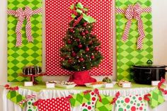 ugly christmas sweater party decoration ideas party ideas