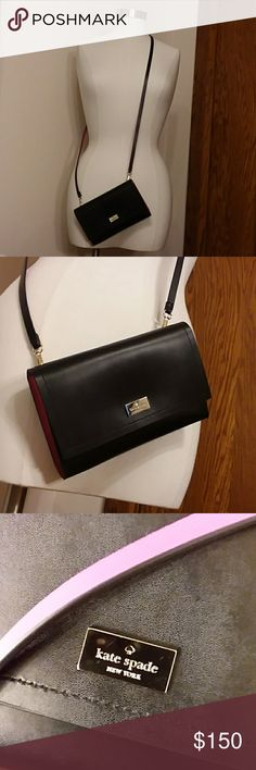 official photos 6e193 7986f NWT Kate Spade Winni wallet w  detachable strap This is a new Kate Spade  Winni