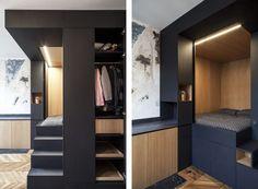 單身小宅翻新! 巴黎 10 坪復古老公寓 - DECOmyplace 新聞