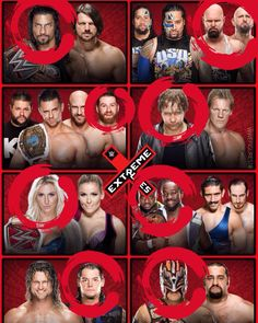 My extreme rules predictions for tomorrow. For the main event I can see reigns retaining but with an interference from the usos and the club. If it was up to me to write up the ending on extremerules I'd personally let the bullet club interfere and the shield come and and start and all on brawl but only in my dreams would that happen. Leave your predictions below #smackdown #wwf #TNA #figures #wrestlemania #wwefigures #mattel #toys #figs #photography #figurephotography #wwefigures18 #nxt…